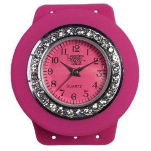 Loomey Time Watch Bubblegum Bling