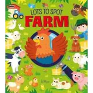 Lots to Spot Farm - Arcturus Publishing 9781784285470