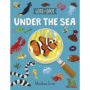 Lots to Spot: Under the Sea - Arcturus Publishing 9781789502961