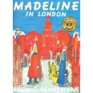 Madeline In London - Scholastic 9781407110622