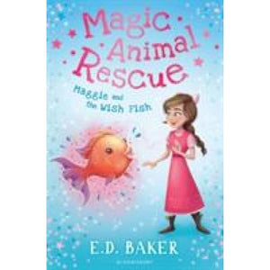 Magic Animal Rescue 2: Maggie and the Wish Fish - Bloomsbury Publishing 9781408878293