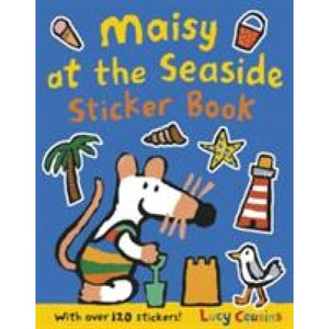 Maisy at the Seaside Sticker Book - Walker Books 9781406358582