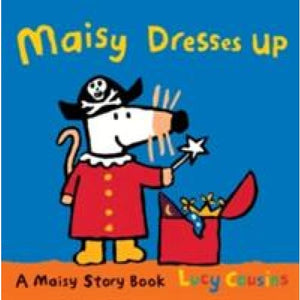 Maisy Dresses Up - Walker Books 9781406334715