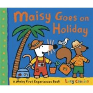 Maisy Goes on Holiday - Walker Books 9781406329513