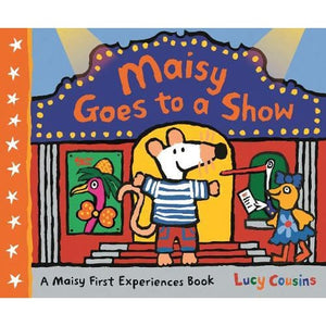 Maisy Goes to a Show - Walker Books 9781406383539