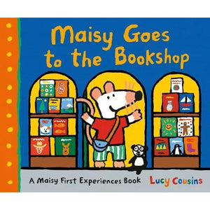 Maisy Goes to the Bookshop - Walker Books 9781406377071