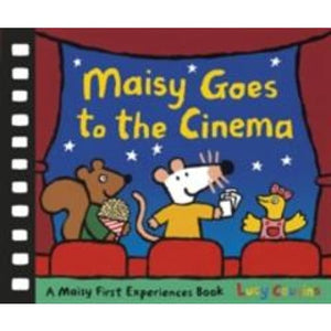 Maisy Goes to the Cinema - Walker Books 9781406358131