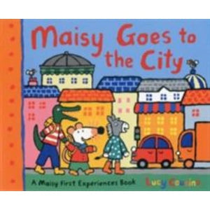 Maisy Goes to the City - Walker Books 9781406338300