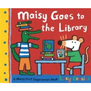 Maisy Goes to the Library - Walker Books 9781406306965