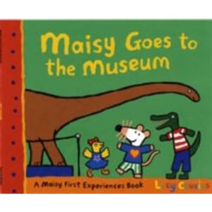 Maisy Goes to the Museum - Walker Books 9781406319606
