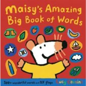 Maisy's Amazing Big Book of Words - Walker Books 9781406327830