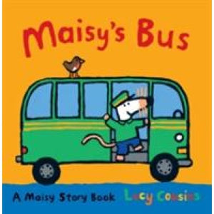 Maisy's Bus - Walker Books 9781406334760