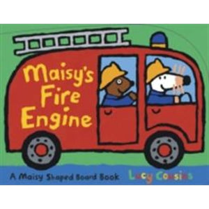 Maisy's Fire Engine - Walker Books 9781406319040
