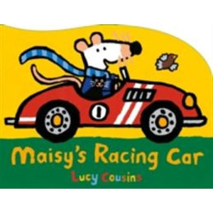 Maisy's Racing Car - Walker Books 9781406358162