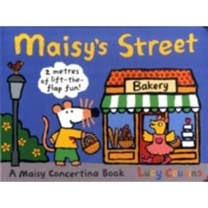 Maisy's Street - Walker Books 9781406321982