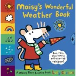 Maisy's Wonderful Weather Book - Walker Books 9781406328479