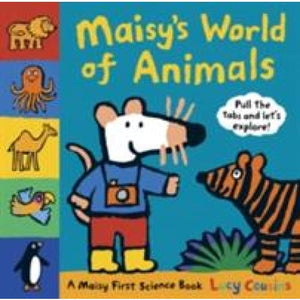 Maisy's World of Animals: A Maisy First Science Book - Walker Books 9781406348200