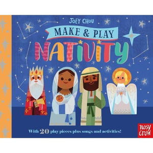 Make and Play: Nativity - Nosy Crow 9781788000062