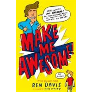 Make Me Awesome - Oxford University Press 9780192747969