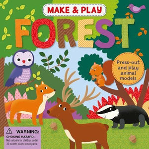 Make & Play Forest - Arcturus Publishing 9781788884853