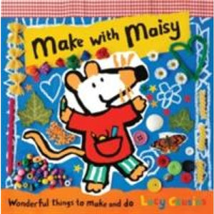 Make with Maisy - Walker Books 9781406339659