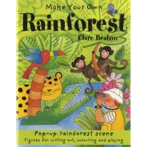 Make Your Own Rainforest - b small publishing 9781905710409