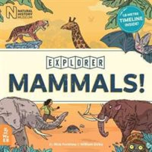 Mammals! - What on Earth Publishing 9780995576629