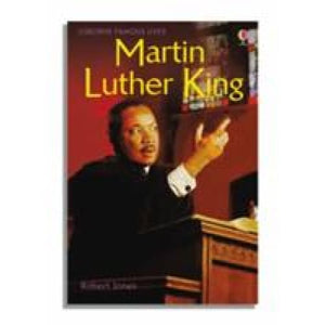Martin Luther King - Usborne Books 9780746068151