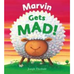 Marvin Gets MAD! - Bloomsbury Publishing 9781408850022