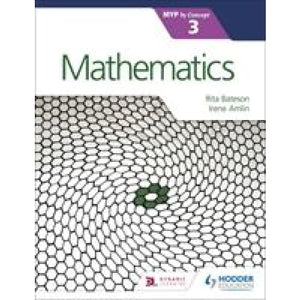 Mathematics for the IB MYP 3 - Hodder Education 9781471881039
