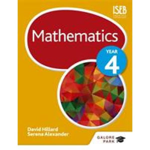 Mathematics Year 4 - Hodder Education 9781471856457