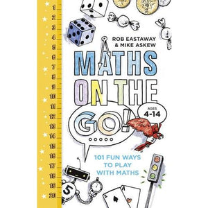 Maths on the Go: 101 Fun Ways to Play with - Vintage Publishing 9780224101622