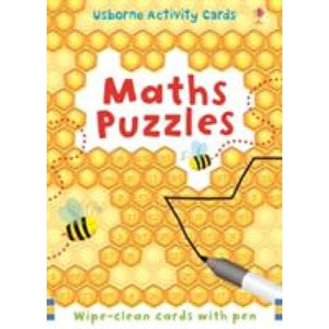 Maths Puzzles - Usborne Books