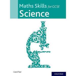 Maths Skills for GCSE Science - Oxford University Press 9780198437925
