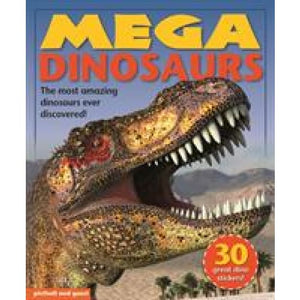 Mega Dinosaurs - Award Publications 9781909763333
