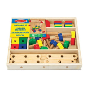 Melissa and Doug Construction Set
