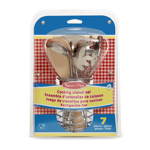 Image of Melissa and Doug Cooking Utensil Set