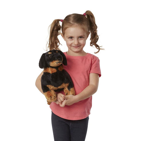 Image of Melissa and Doug Dachshund-Plush - 000772148542