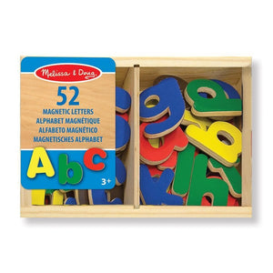 Melissa and Doug Magnetic Wooden Letters - 772104487