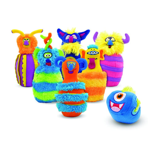 Image of Melissa and Doug Monster Bowling - 772121910