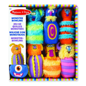 Melissa and Doug Monster Bowling - 772121910