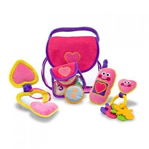 Melissa and Doug Pretty Purse Fill Spill - 772130493