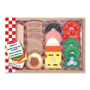Melissa and Doug Sandwich Making Set - 772105132