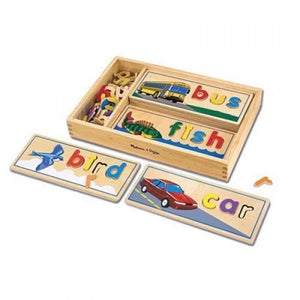 Melissa and Doug See & Spell - 772129404