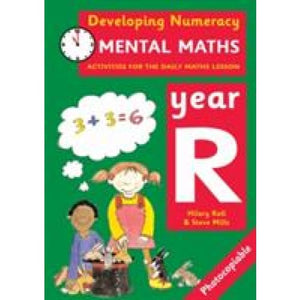 Mental Maths: Year R Activities for the Daily Maths Lesson - Bloomsbury Publishing 9780713669091