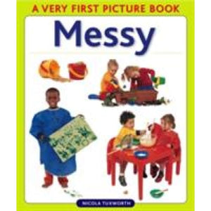 Messy - Anness Publishing 9780754822097
