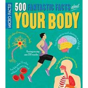 Micro Facts! 500 Fantastic Facts About Your Body - Arcturus Publishing 9781788281263