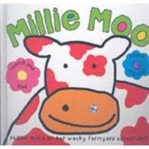 Millie Moo Touch and Feel - Priddy Books 9781843322917