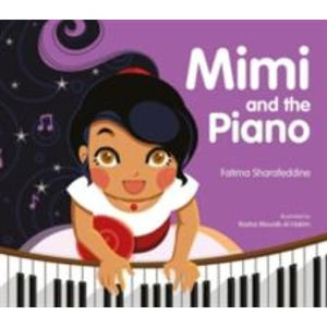 Mimi and the Piano - Bloomsbury Publishing 9781408887448