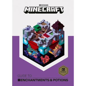 Minecraft Guide to Enchantments and Potions: An official book from Mojang - Egmont 9781405288958